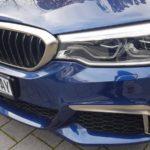 كشفت BMW عن تفاصيل M550i xDrive الفئة الخامسة