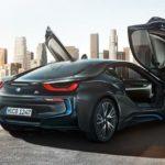 سيارة  i8 BMW    تكنولوجيا العمر