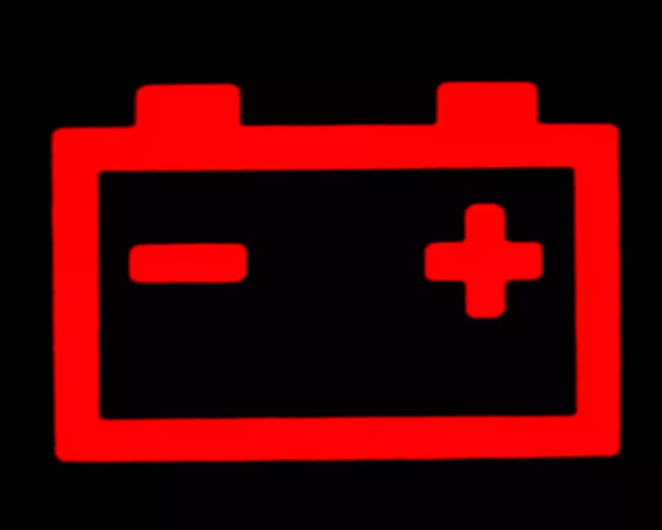 رسالة Increased Battery Discharge