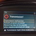 ظهور رسالة transmission fault على شاشة سيارات بي إم دبليو، ما الحل؟