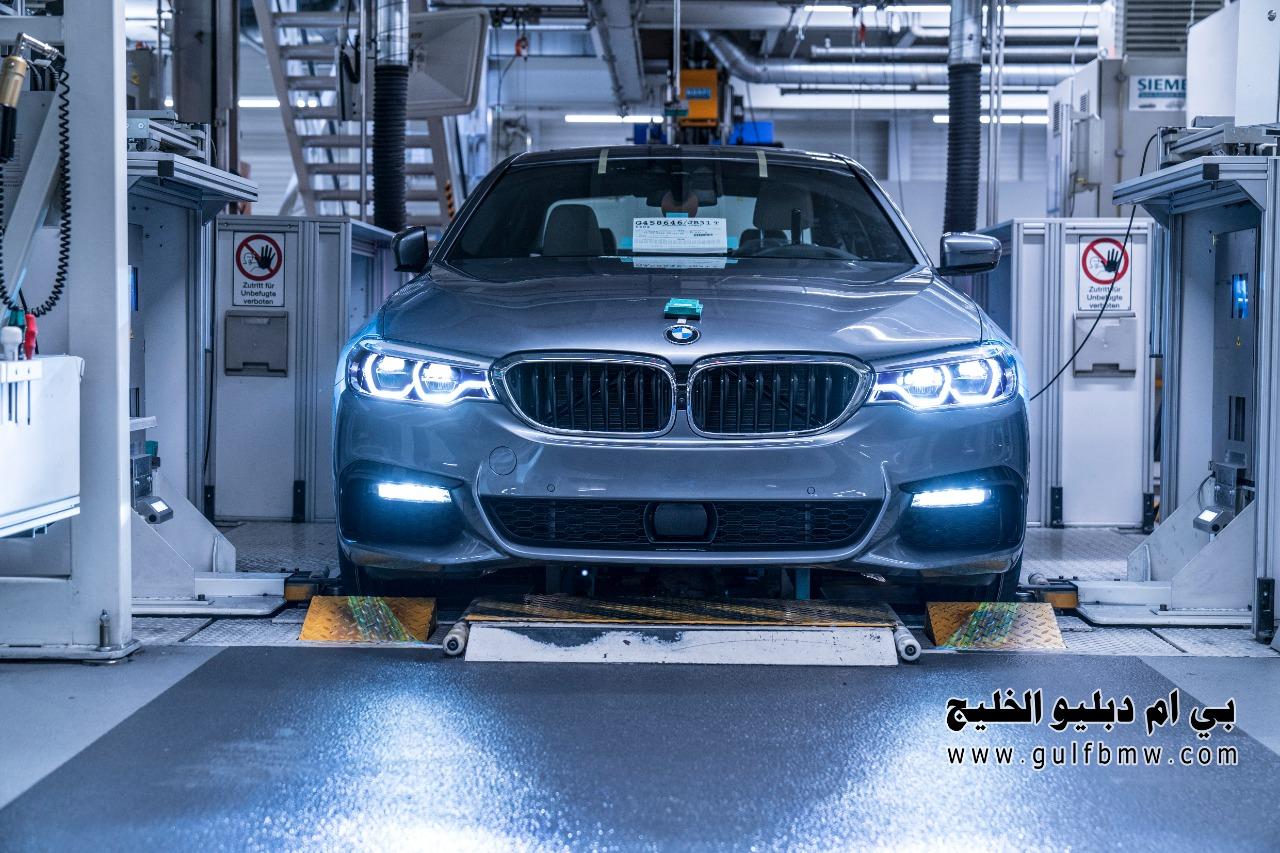 صيانة دورة BMW